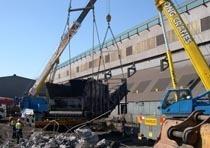 Демонтаж конструкций из металла в Перми